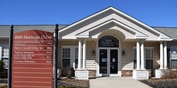 Contact Heritage Dental